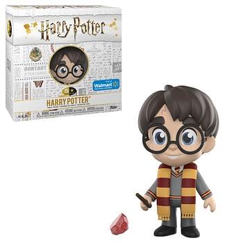 Funko 5 Star Harry Potter Walmart Harry