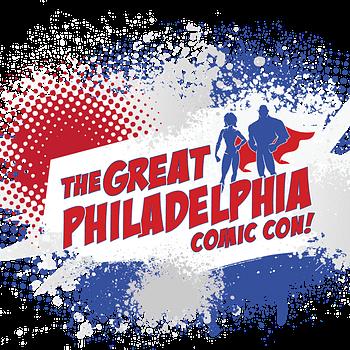 Great Philadelphia Comic Con logo