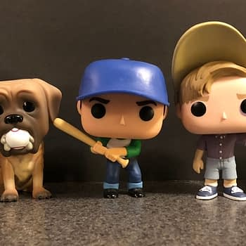 Funko The Sandlot Pops 7