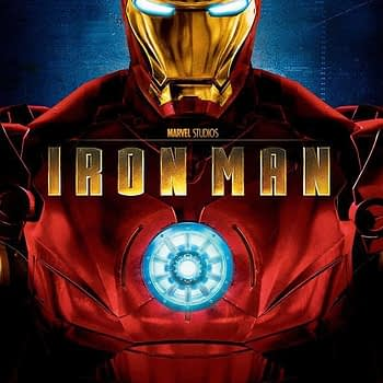 iron man armor poster
