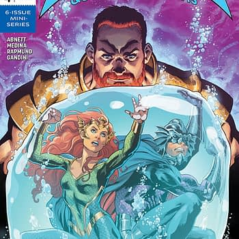 Mera: Queen of Atlantis #4 cover by Nicola Scott and Romulo Fajardo Jr.