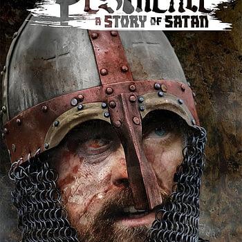 Pestilence: A Story of Satan #1 cover by Tim Bradstreet