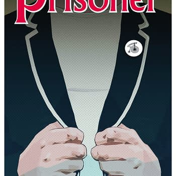 Prisoner #2 cover by Colin Lorimer