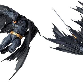 Revoltech Batman Collage