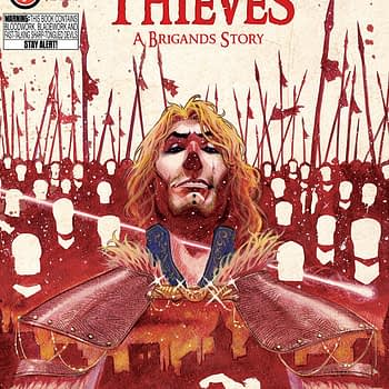 Ruin of Thieves: A Brigands Tale #1 cover by Sumit Kumar