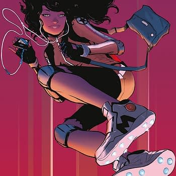 Skyward #2 cover by Lee Garbett