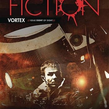 John Carpenter's Tales of Science Fiction: Vortex #8 cover by Tim Bradstreet