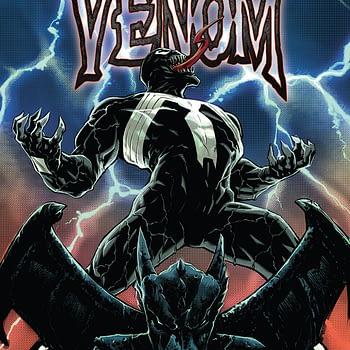 Venom #1 cover by Ryan Stegman