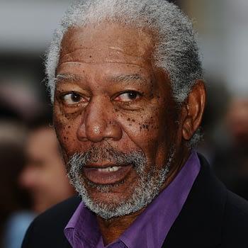 "07/18/2012: Morgan Freeman at the European premiere of ""The Dark Knight Rises""."