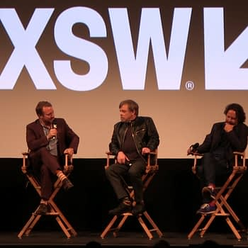 the director and the jedi SXSW 2018 Q&A