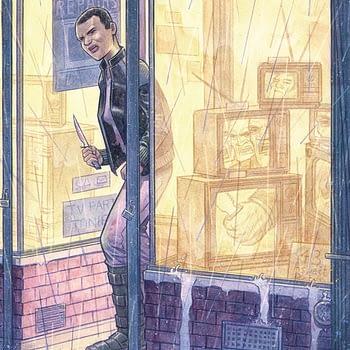 Analog #3 cover by David O'Sullivan