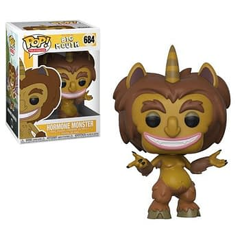 Funko Big Mouth Hormone Monster Pop