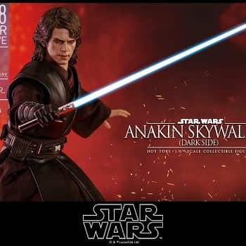 Hot Toys SDCC Exclusive Anakin Skywalker 11