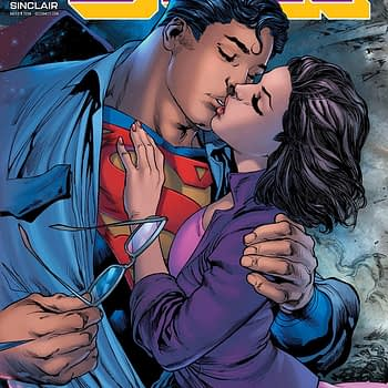 Man of Steel #4 cover by Ivan Reis, Joe Prado, and Alex Sinclair