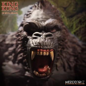 Mezco Toyz King Kong 2
