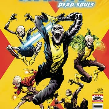 New Mutants Dead Souls #4
