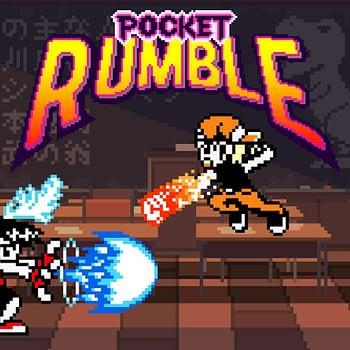 Pocket Rumble logo
