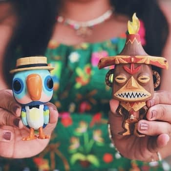 disney enchanted tiki room funko pops