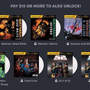 DC Audio Comics