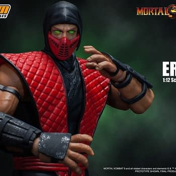 Storm Collectibles Mortal Kombat Ermac Exclusive 1