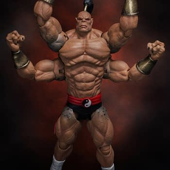 Storm Collectibles Mortal Kombat Goro 3