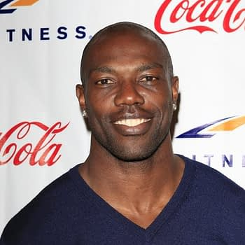 Terrell Owens in 2012