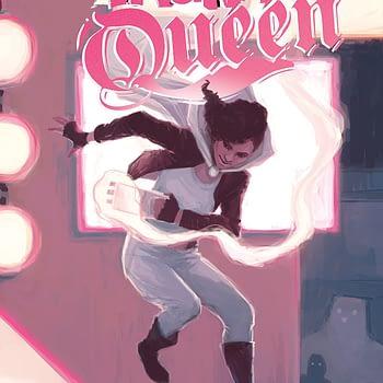 Vagrant Queen #1 cover by Natasha Alterici