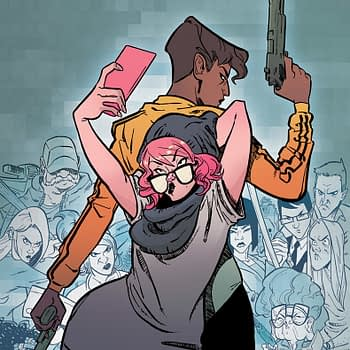 crowded #1 cover