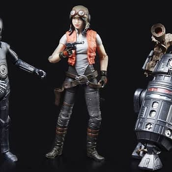 Hasbro Star Wars SDCC Exclusive Vintage Collection Doctor Aphra Set