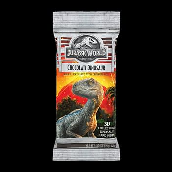 jurassic world chocolate dinosaur jelly belly