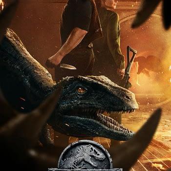jurassic world fallen kingdom poster 1