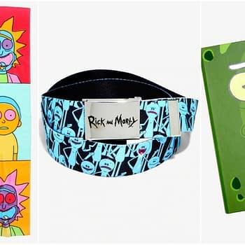rick and morty hot topic summer 2018