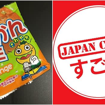 Mikan Gummy from Japan Crate