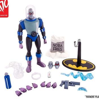 Mondo Batman The Animated Series Mr. Freeze Figure 11