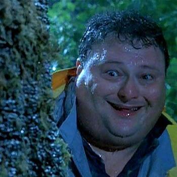 nedry Jurassic Park