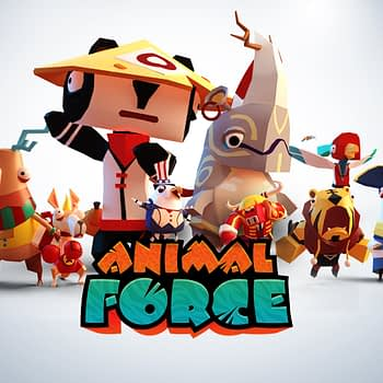 Animal Force key art
