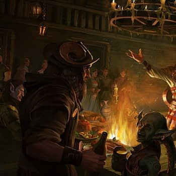 The Bard's Tale IV art