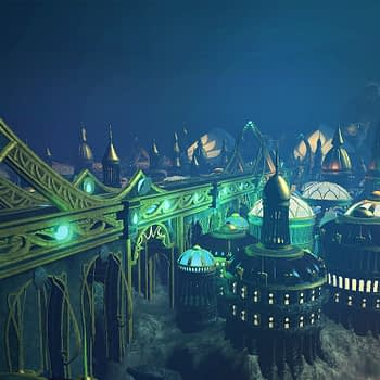 DC Universe Online Atlantis