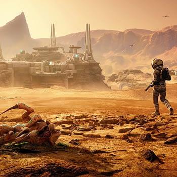 Far Cry 5 Mars art