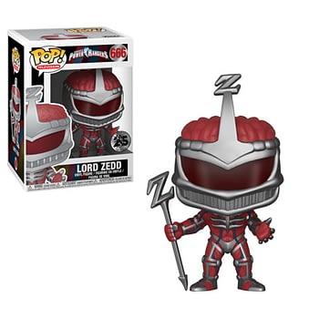 Funko Mighty Morphin Power Rangers Lord Zed Pop