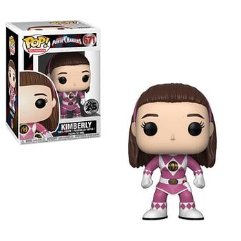 Funko Mighty Morphin Power Rangers Pink Ranger Pop