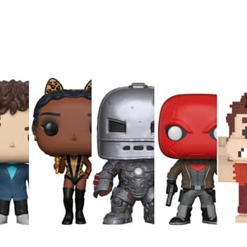 Funko SDCC Exclusives Collage