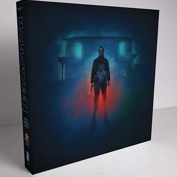 Halloween Mondo Soundtrack Slipcase