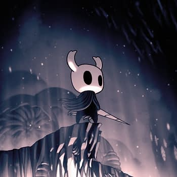 Hollow Knight pose