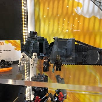 Views from the LEGO Booth on the Floor at SDCC 2018 [Photos]