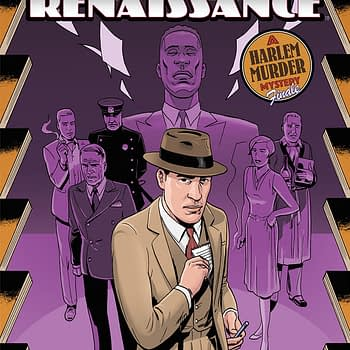 Incognegro: Renaissance #5 cover by Warren Pleece