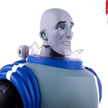 Mondo Batman The Animated Series Mr. Freeze Figure 14