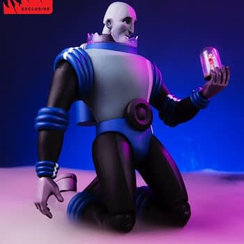 Mondo Batman The Animated Series Mr. Freeze Figure 15