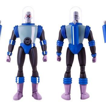 Mondo Batman The Animated Series Mr. Freeze Figure 8