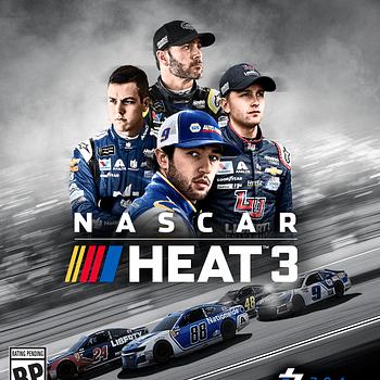 NASCAR Heat 3 cover
